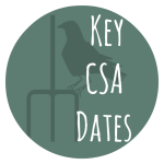 Link to Key CSA Dates